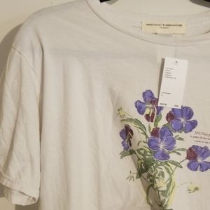 NWT Urban Outfitters Project Social T Viola Tee
